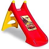 Smoby 820613 Cars 3 - Tobogán de Plástico para Niños de 2-4 Años,