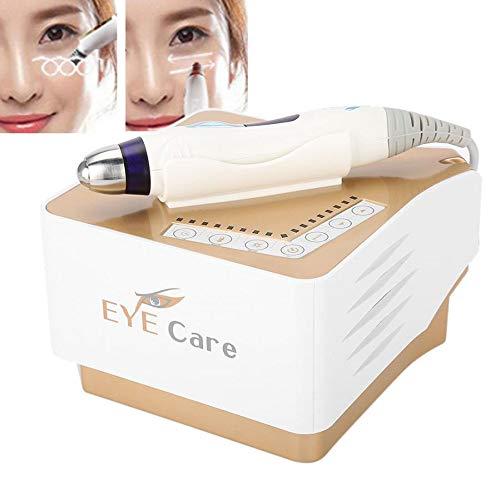 MUYIER Eye Beauty Instrument, Entfernen Sie Dunkle Kreis-Augen-Massage-Stift-Augen-Haut, Die Verjüngungs-Gerät-Augenpflege-Werkzeug-Feines Korn-Erschütterungs-Massager Anhebt,US
