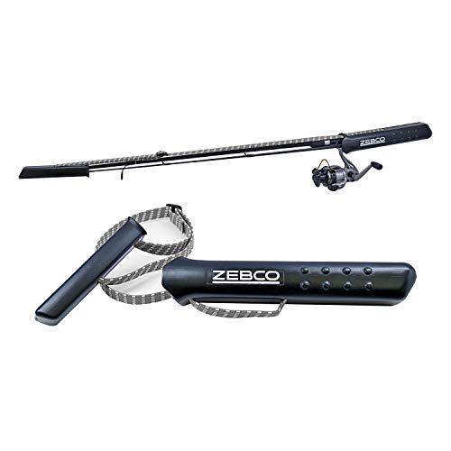 Zebco/Quantum Rutenhalter 2-teilig Kombi schwarz - Rod Caddy