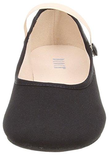 Bloch Accent, Chaussures de Danse de salon femme Noir (Black)