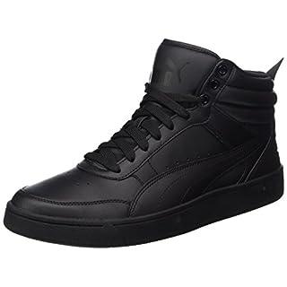 Puma Unisex-Erwachsene Rebound Street V2 L Sneaker, Schwarz Black, 45 EU