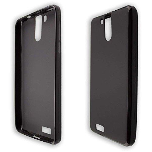 caseroxx TPU-Hülle für Oukitel K6000 Pro, Tasche (TPU-Hülle in schwarz)