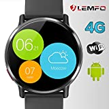 Best Orologi LEMFO Android - feiledi Trade LEMFO LEM X Smartwatch Android 7.1 Review