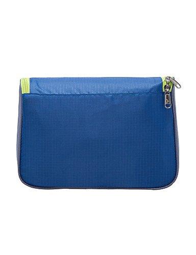 ZQ Kulturbeutel/Armband-Tasche/Travel Organizer ( Grün/Blau/Dunkelrosa , 4L L) Wasserdicht/Schnell Green