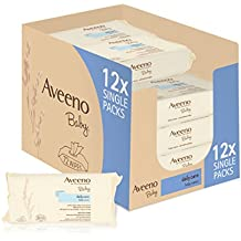 Aveeno Baby Wipes (Daily Care) - 12 packs (864 wipes in total)