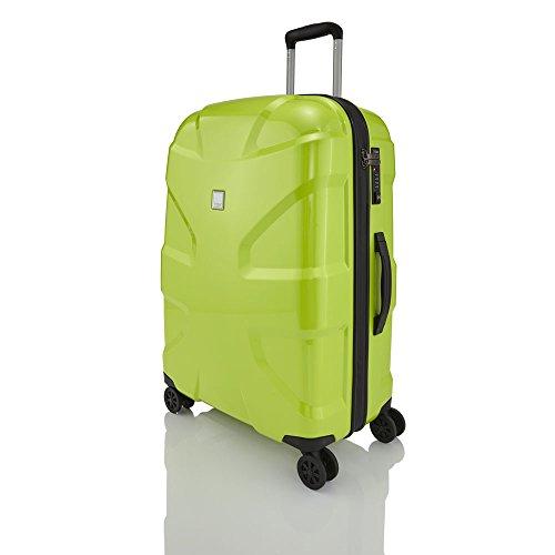 TITAN X2 Hartschalenkoffer Größe M+, 825407-13 Koffer, 71 cm, 90 L, Lime Green
