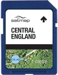 Satmap MapKarte: England Zentral (Aerial 1m)