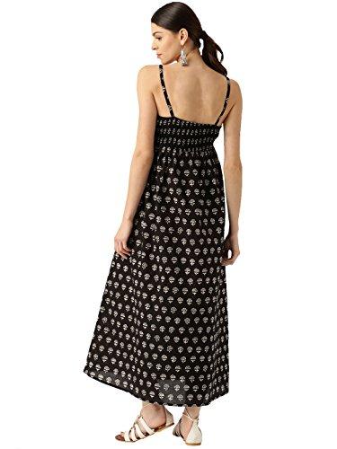 Desi-Fusion-Womens-Straight-Fit-Cotton-Dress