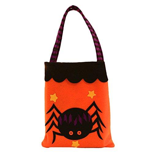 iTemer Halloween Dekorieren Lieferungen Non-Woven Decals Handtaschen Geschenk Verpackung Tasche