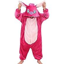 Tonwhar- Disfraz de animal/kigurumi para Niños, Halloween