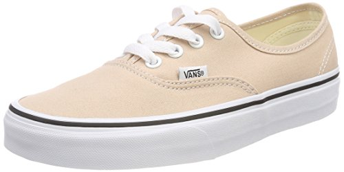 Beige 44.5 EU Vans Authentic Sneaker UnisexAdulto Frappe/True White mjq