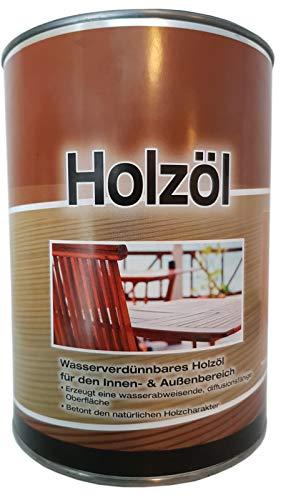 FLT Holzöl Bangkirai Innen & Aussen 2,5 Liter -
