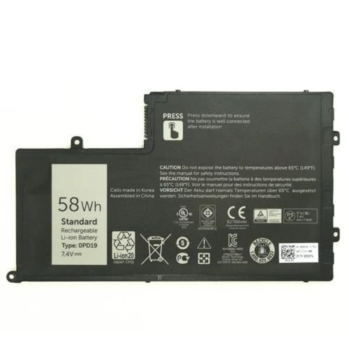 Dell Latitude 3450 3550 58wh 7.4v 4 Cell Laptop Battery