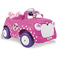 FEBER - Minnie Car RC 6 V Coche (Famosa 800010251)