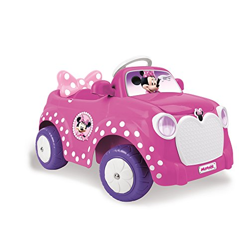 FEBER - Minnie Car RC 6 V Coche (Famosa 800010251)