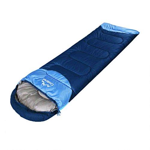 Minzhi Au?en Leichte Ein Umschlag Notfallschlafsack Sack Splice Schlafen Cod Camping Wandern Reise ¨¹berleben (Reise-sack Rei)
