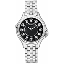 Fendi Crazy Carats Large 38mm. Ladies Quartz Watch - F107031000T05