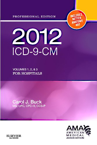 ICD-9-CM Volumes 1, 2, & 3 for Hospitals, Professional Edition (AMA ICD-9-CM for Hospitals (Professional Compact))
