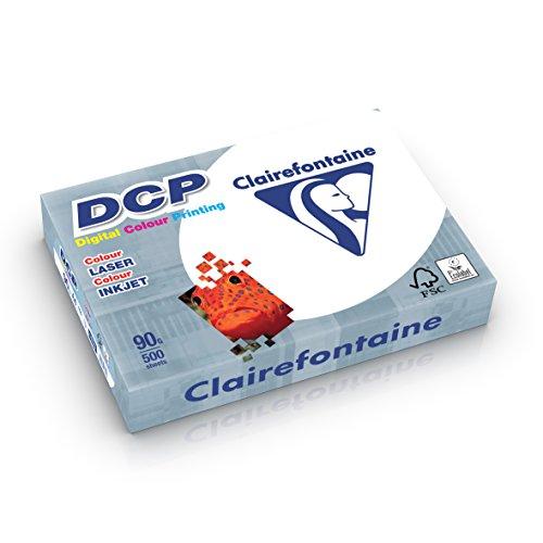 Clairefontaine 1833 - DCP Kopierpapier A4 weiß 500 Blatt 90 gram