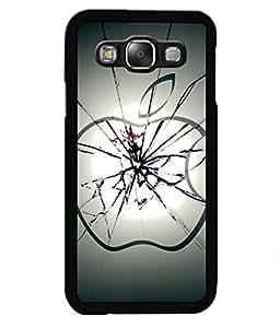 Crazymonk Premium Digital Printed Back Cover For Samsung Galaxy J5