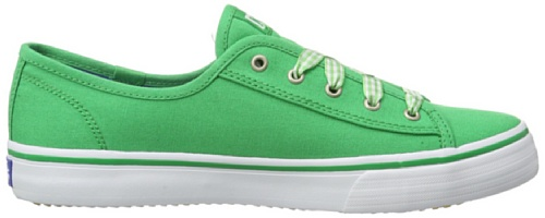 Keds DBL UP LTT WF50150 Damen Sneaker Grün (Green)