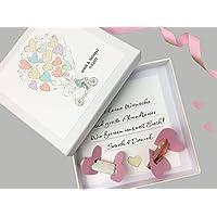 Geldgeschenk zur Hochzeit PERSONALISIERT Lovebike