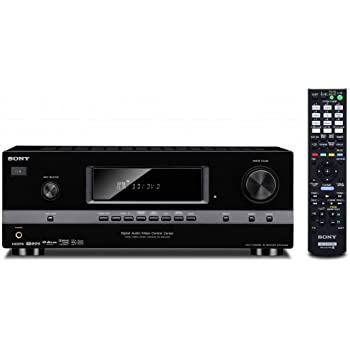Sony Str Dh520 7 1 Channel Dh Series 3d A V Receiver