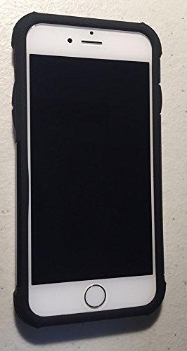 Tardis Doctor Who Coque iPhone 6Plus Coque de haute qualité avec une protection supplémentaire-2pièces Revêtement en caoutchouc pour iPhone 6Plus (14cm)