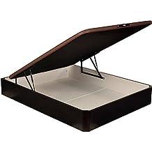 Canapé Abatible Pikolin NaturBox - Wengue, 150x190cm