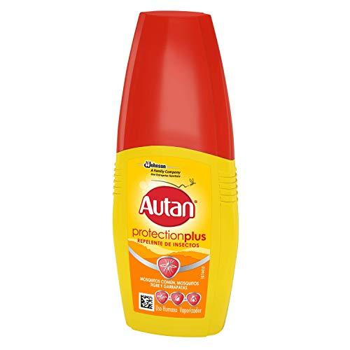 Autan 1119-42592 - Repelente de mosquitos, 100 ml