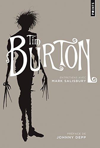 Tim Burton : Entretiens avec Mark Salisbury par Tim Burton