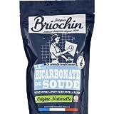 JACQUES BRIOCHIN Lot de 3 Bicarbonates de soude - Sachet doypack - 500 g