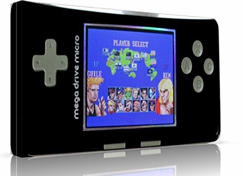 console-megadrive-micro-portable-16-bits-avec-jeux-inclus-et-batterie-integree