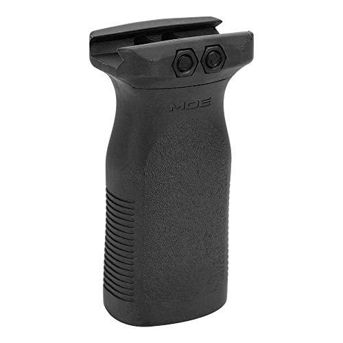 Vertikaler Griff Vordergriff - Rvg-Schiene Vertikaler Griff Vorderer Pistolengriff RIS Airsoft Universelles taktisches Nylon for 20 mm Picatinny-Schienensystem (Farbe : Black)
