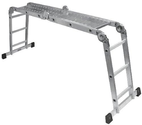 Cogex 62876 Echelle en aluminium multi positions