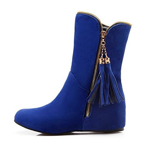 BalaMasa - Pantofole a Stivaletto donna Blue