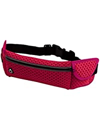 Unisex Nylon Outdoor Running Hiking Travel Sports Waist Bag Pack