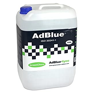 GreenChem AdBlue 10L with spout
