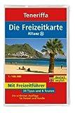 Die Allianz Freizeitkarte Teneriffa 1:100 000 -