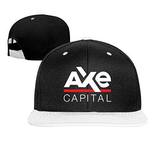 Zhgrong Caps Anginry UdlJud Axe Capital Casual Baseball Cap Adjustable Mesh Hats Trucker Cap for Men Women Black Kappen
