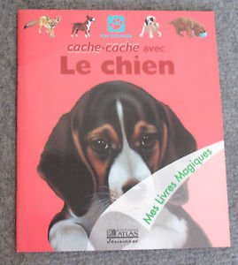 Cache-cache avec le chien (Mes livres magiques)