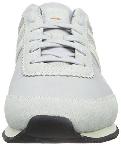 Boss Orange Adrenal_Runn_ny 10193512 01, Scarpe da Ginnastica Basse Uomo Grigio (Light/Pastel Grey 050)
