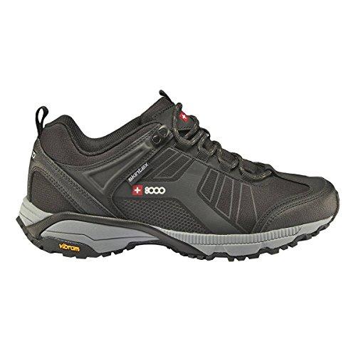 +8000 Zapatillas Tesas 17I Zapatos de Senderismo 43 EU