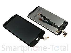 Original HTC Desire 526G DUAL SIM Displaymodul LCD Display Touchscreen Scheibe, schwarz