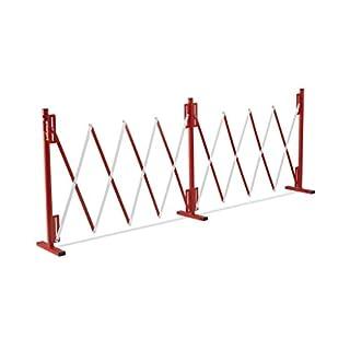 ARMORGARD Barricade, The expandable safety barrier