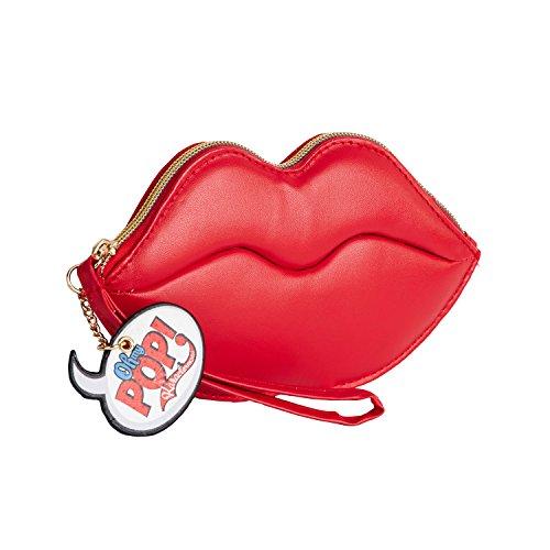 Oh My Pop! - Portafoglio Lip Red Kiss (Karactermania)