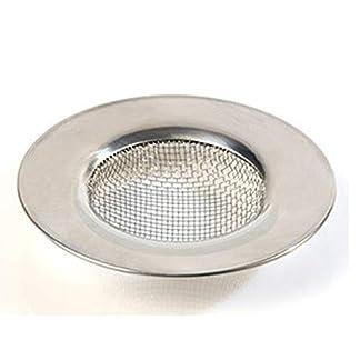 BONNIO Acero Inoxidable Cocina baño Lavabo desagüe Fregadero Malla tamiz Filtro