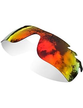 Sunglasses Restorer Lentes de Recambio Polarizadas para Oakley Radar Path Ventilada ( Elige el Color )