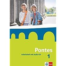 Pontes / Arbeitsheft mit Audio-CD