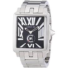 Cerruti CRB002A221D - Reloj de cuarzo para hombres, color plata